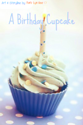 [ PHOTO TEASER ]  A Birthday Cupcake (Kris Version)